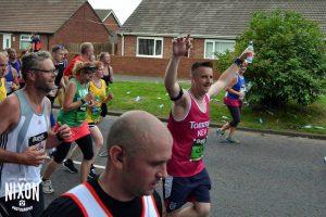 Great North Run 2014